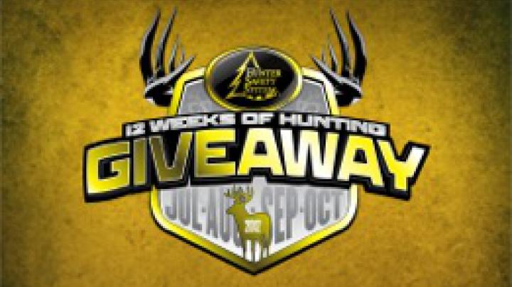 Hunter Safety System 12 Weeks of Hunting Giveaway Preview Image