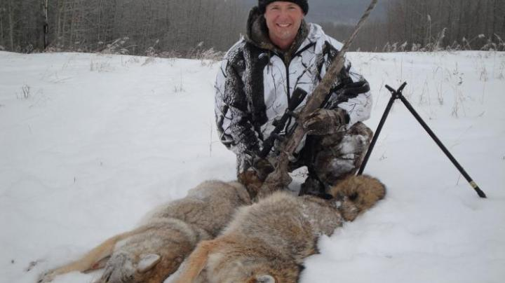 How to Hunt Coyotes in the Snow Preview Image
