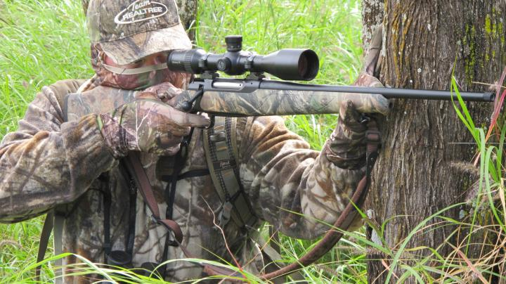 Hunting Mouflon Cross Rams in Maui Preview Image