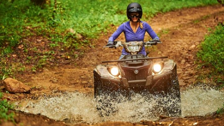 Test Driving The New Yamaha Kodiak 700  Preview Image