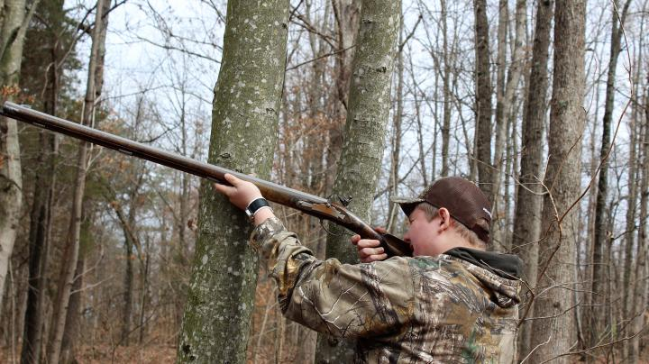 Squirrel Hunting the Old-Fashioned Way Preview Image