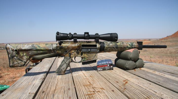 S&W M&P 10 Camo: An AR for Hunters Preview Image