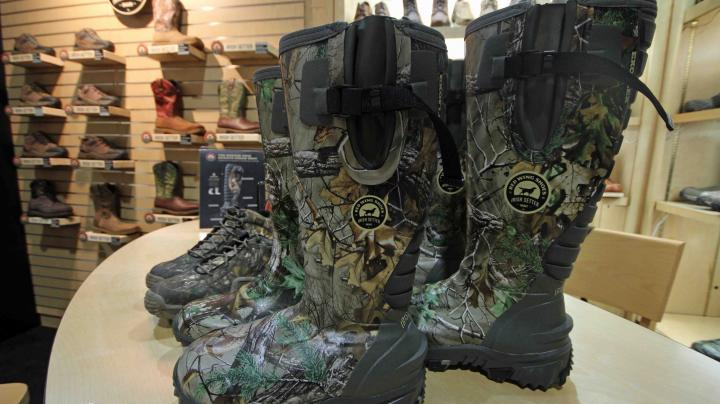 New Hunting Boots, Clothing, Packs and More from the 2015 SHOT Show Preview Image