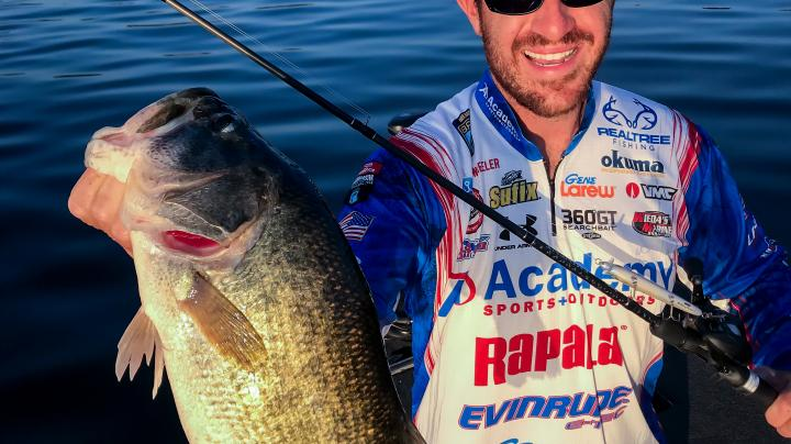 Realtree Fishing Partners with Jacob Wheeler Preview Image