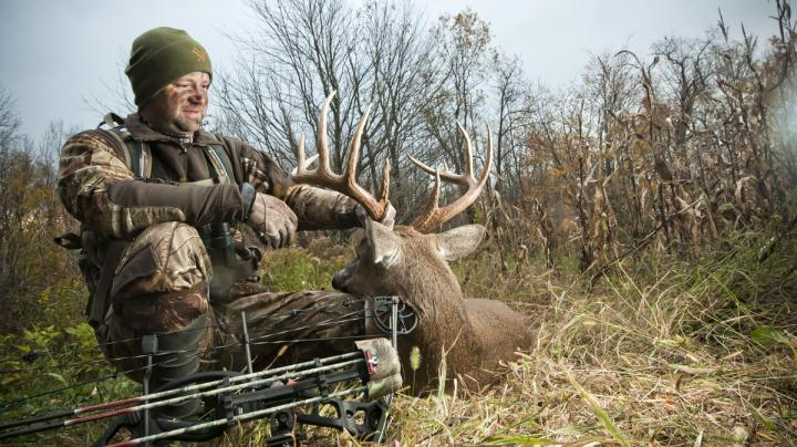 The Ultimate Whitetail Hunting Bow Preview Image