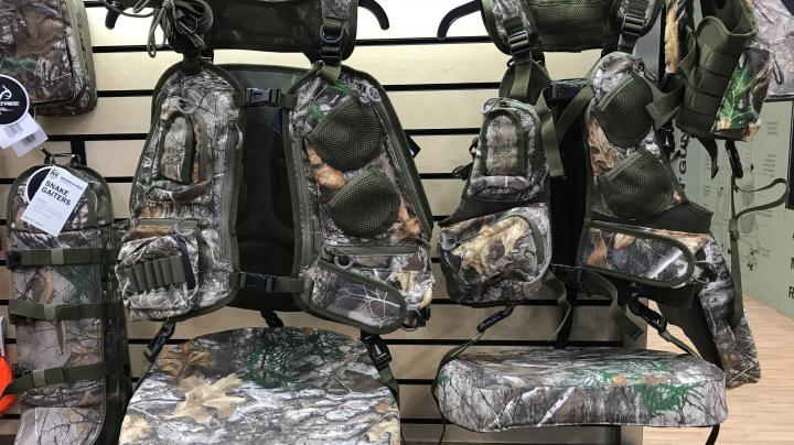 ATA Show 2018: Knight & Hale RNG-200 Turkey Vest in Realtree EDGE Preview Image