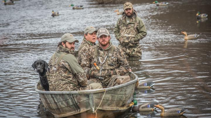 4 Ways to Survive Crazy Public-Water Duck Hunting Openers Preview Image