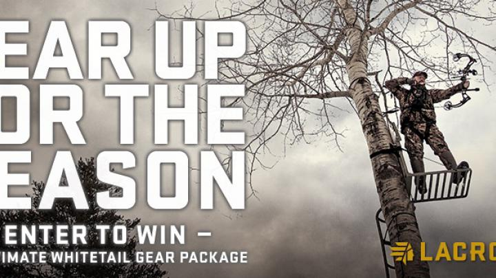 Enter to Win LaCrosse AeroHead Hunting Boots and Hunting Gear Preview Image