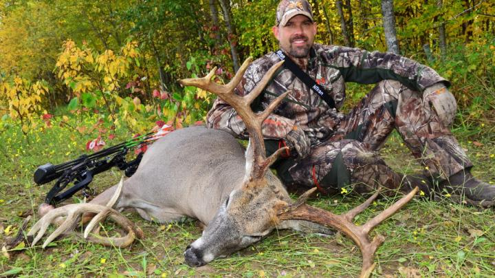 Rack Report: Lee Lakosky's Widest Buck Ever Preview Image