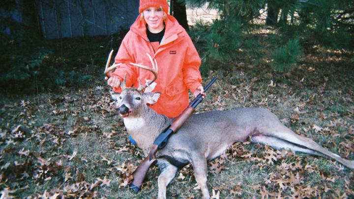 First Buck Friday: Lindsey Kemnitz of Wisconsin Preview Image
