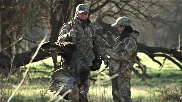 Realtree Video: Lisa and David Blanton Turkey Hunt Texas This Season Preview Image
