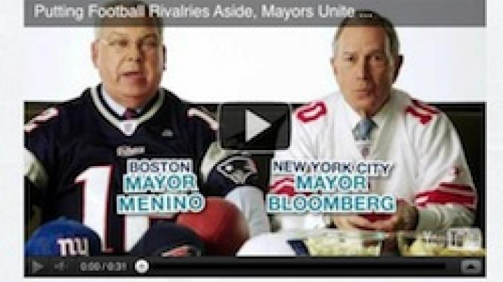Flush When You See Bloomberg and Menino  Preview Image