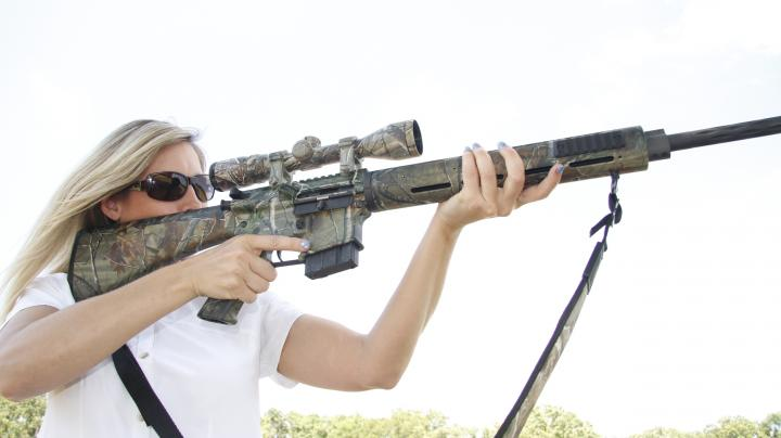 YHM Hunt Ready Camo 200 Rifle Preview Image