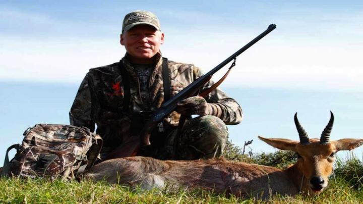 Hunting Mountain Reedbuck with a big Double!  Preview Image