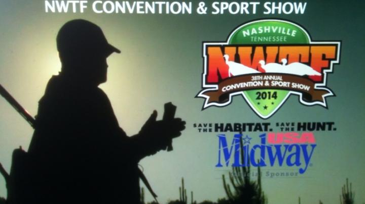 National Wild Turkey Federation Convention Preview Image