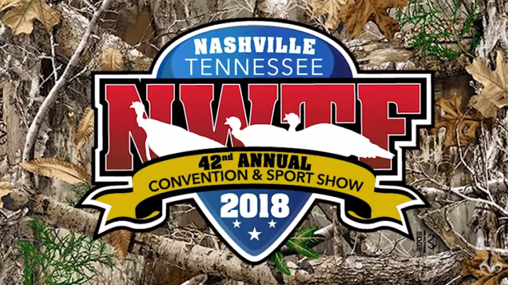 The 2018 NWTF Convention and Sport Show Highlights Preview Image