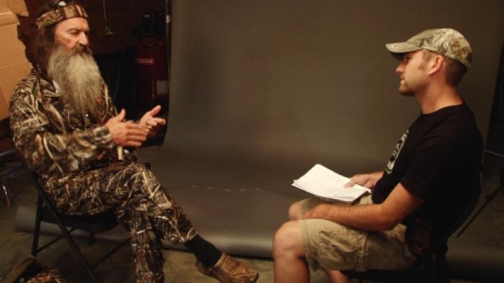 Phil Robertson Talks Duck Hunting and Head Biting Preview Image