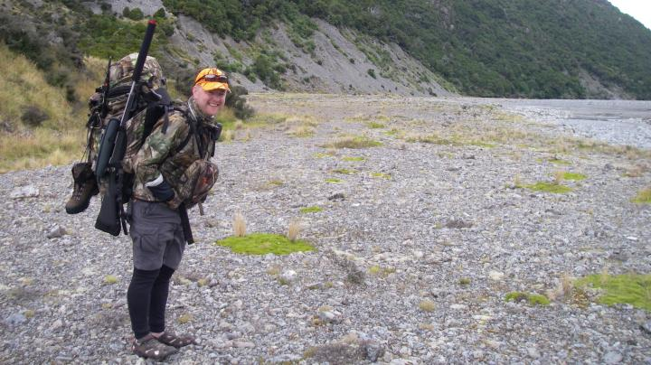 Hunting Red Stags in New Zealand Preview Image