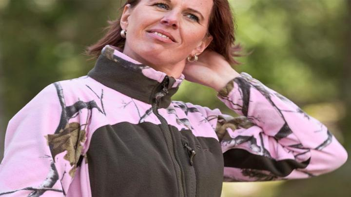 Pinewood Oviken Fleece Jacket – For The Most Fashionable Female Hunter Preview Image
