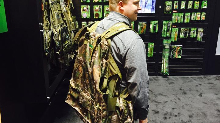 ATA Show: Best New Turkey Hunting Vest I've Seen So Far This Season Preview Image