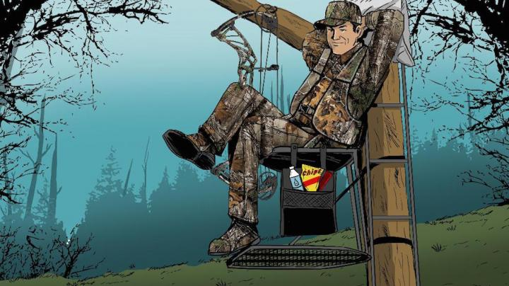 8 Tips to Make All-Day Treestand Sits More Comfortable Preview Image
