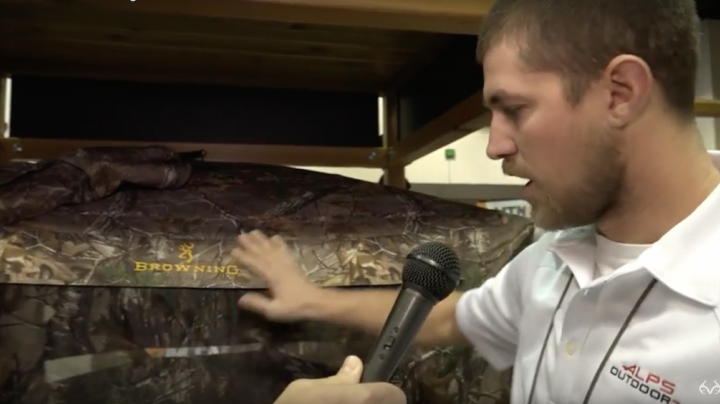 Video: New Browning Ground Blind Preview Image