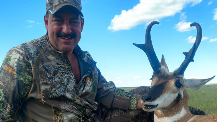 Pronghorn Antelope Hunting in New Mexico Preview Image