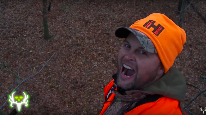 Michael Waddell Reenacts the Luke Bryan Hunt Reaction Preview Image