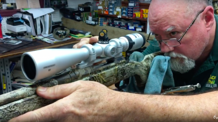 Gun Hunting: How to Bore Sight a Rifle Scope Preview Image