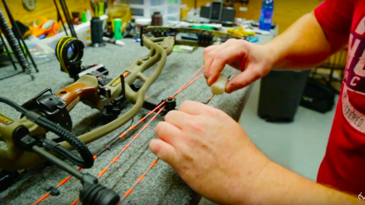 How to Wax Your Bow String Preview Image
