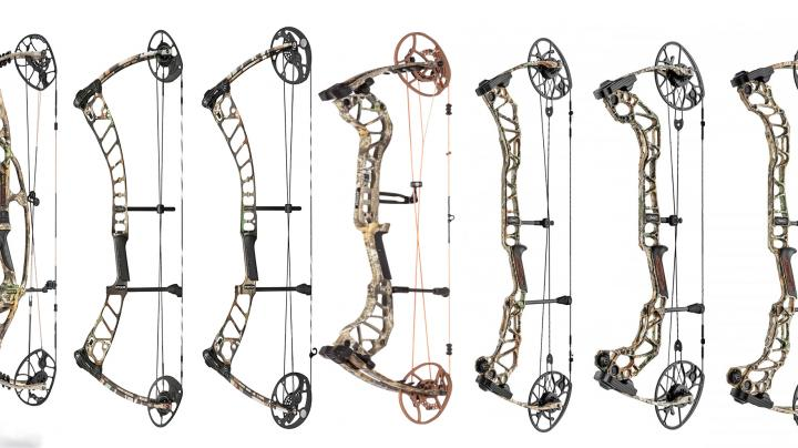 7 New Bows That Make Great Camo Christmas Gifts Preview Image