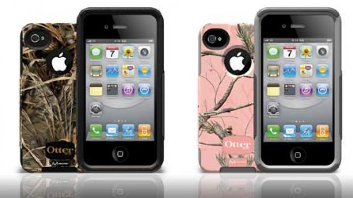 Keep a Low Profile: OtterBox Commuter Series Cases for iPhone with Realtree Camo Preview Image
