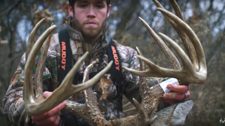 Chasing November: 215-Inch Bow Harvest, Public Land Action  Preview Image