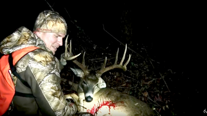 Chasing November: Giant Ohio Buck, Urban Zone Bow Buck  Preview Image