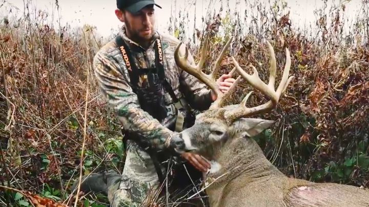 Chasing November: Public Land Giants and an Incredible Buck Grunting  Preview Image