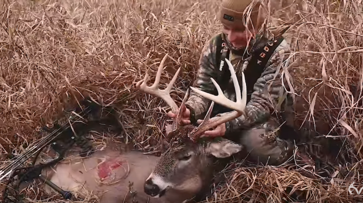 Chasing November: Deer Hunter Tags Nice Wisconsin Buck Preview Image