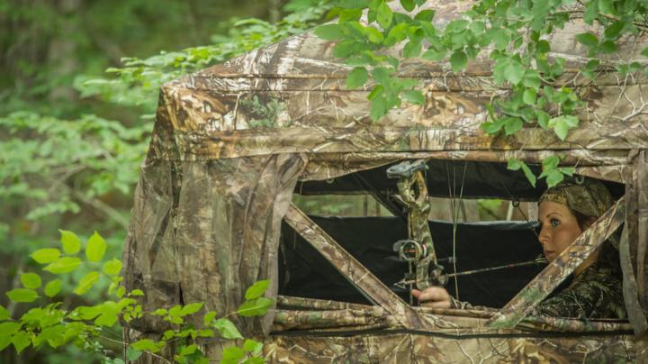 8 Tips for Bowhunting Deer from a Ground Blind Preview Image