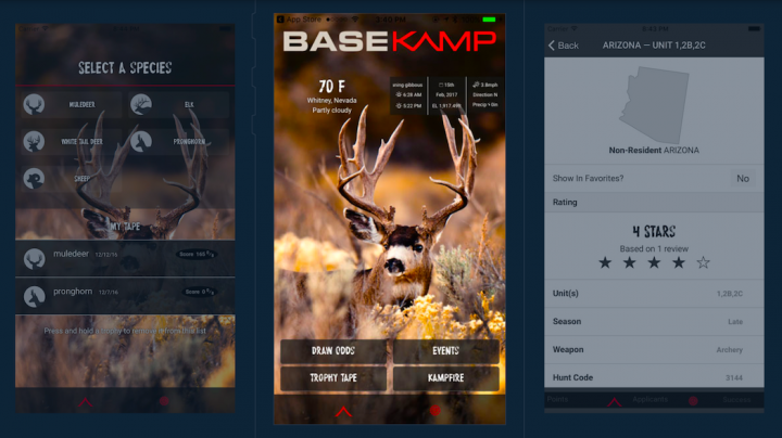 The New BaseKamp App for Big Game Hunters Preview Image