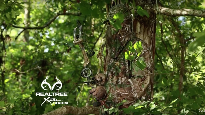 Michael Waddell on the Realtree Xtra Camo Pattern Preview Image
