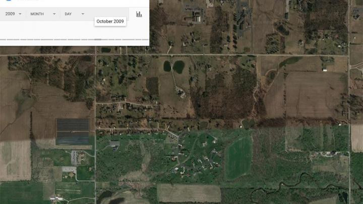 Using Google Earth Historical Layers for Deer Hunting Preview Image
