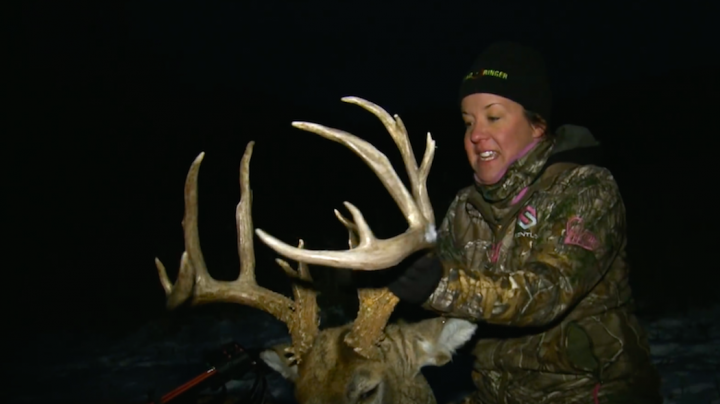 Kandi Kisky Gets Second Chance Shot at Giant 180-Inch Buck Preview Image