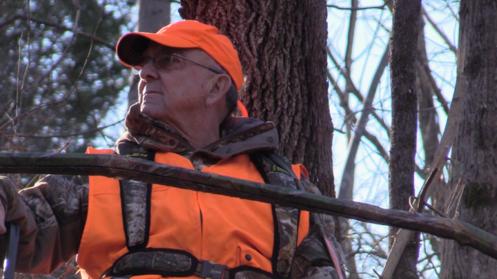 74-Year-Old Man Gets His First Whitetail Preview Image