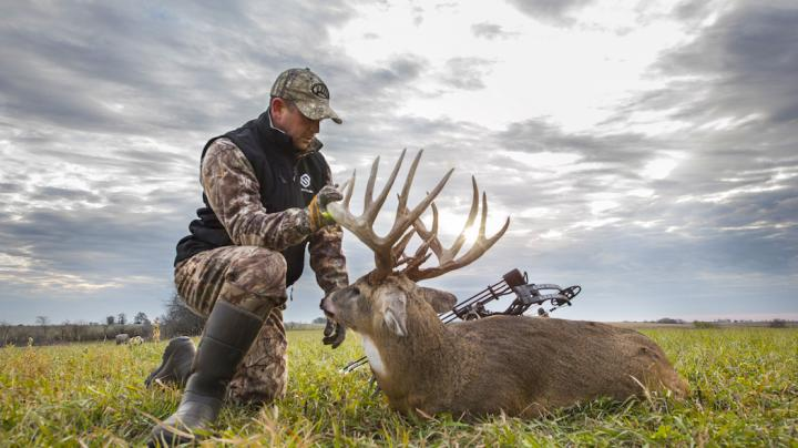 Gabe Adair Kills a Giant Midwestern Deer Preview Image