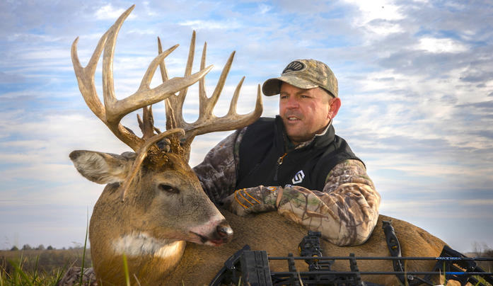 10 Giant Whitetail Properties Bucks from 2017 Preview Image
