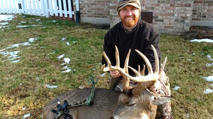 Bowhunter Shoots His Largest Buck During Shotgun Season  Preview Image