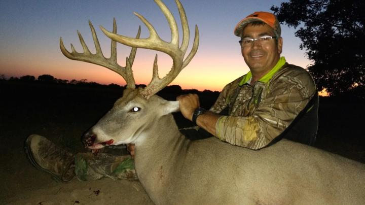 A Giant Early Season Buck with a Muzzleloader Preview Image