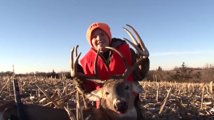 Youth Hunter Takes 162-Inch Deer as His First Buck Preview Image