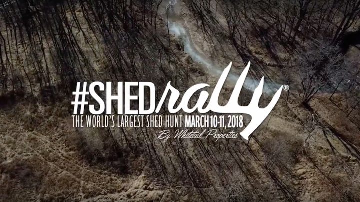 The 2018 Whitetail Properties Shed Rally Is Back Preview Image