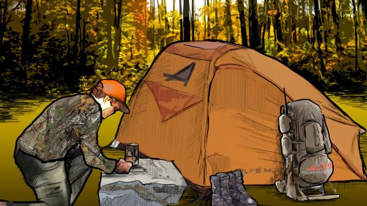 How to Set Up a Drop Camp for Deer Hunting Preview Image
