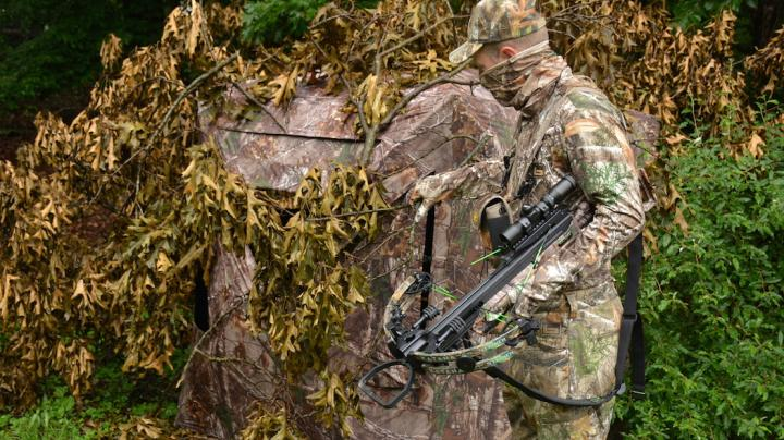 7 Steps to Tagging a Giant Buck from a Ground Blind Preview Image